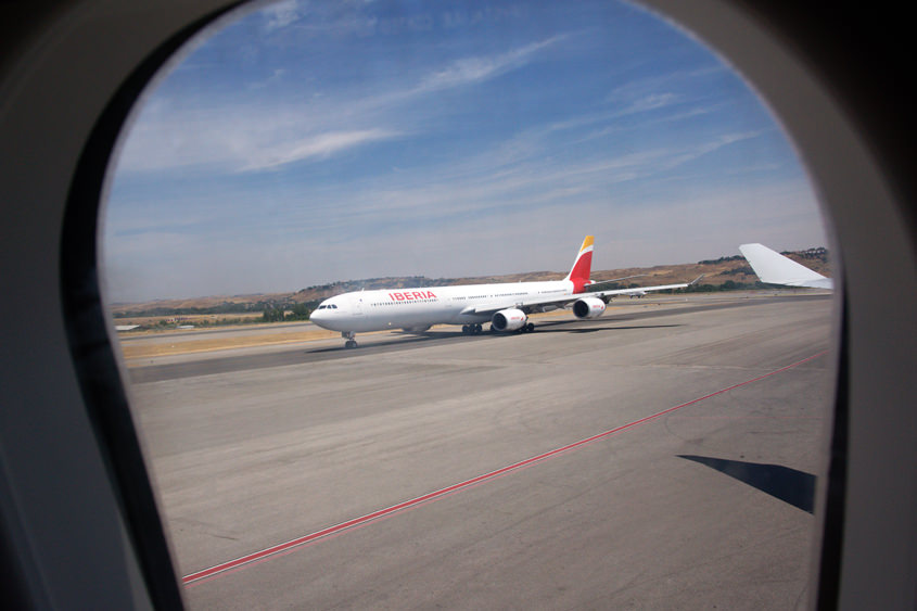 Flight Iberia 3435 Paris ORY - MAD Adolfo Suárez Madrid–Barajas Airport 21-07-2016 #-15